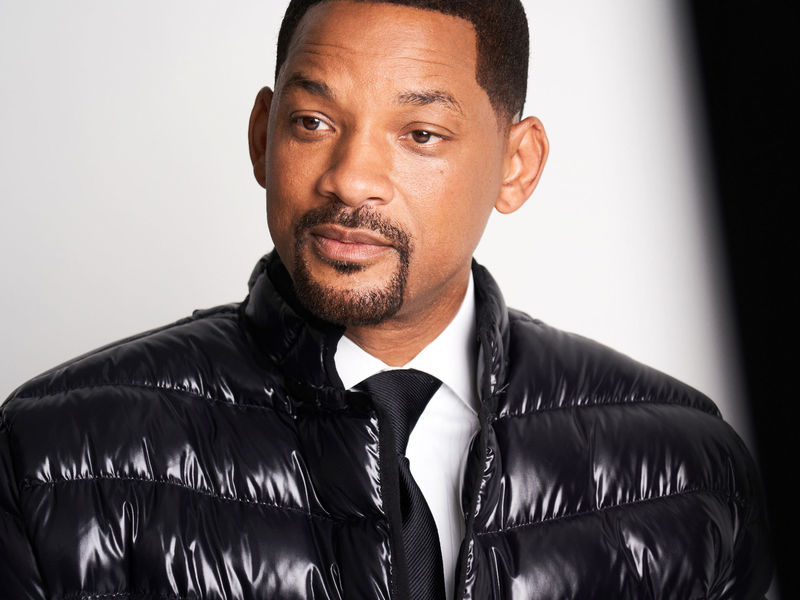 Will Smith enters the world of Moncler.
